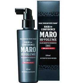 育毛剤ランキング男性市販用5位のMARO 薬用 育毛 3Dエッセンス